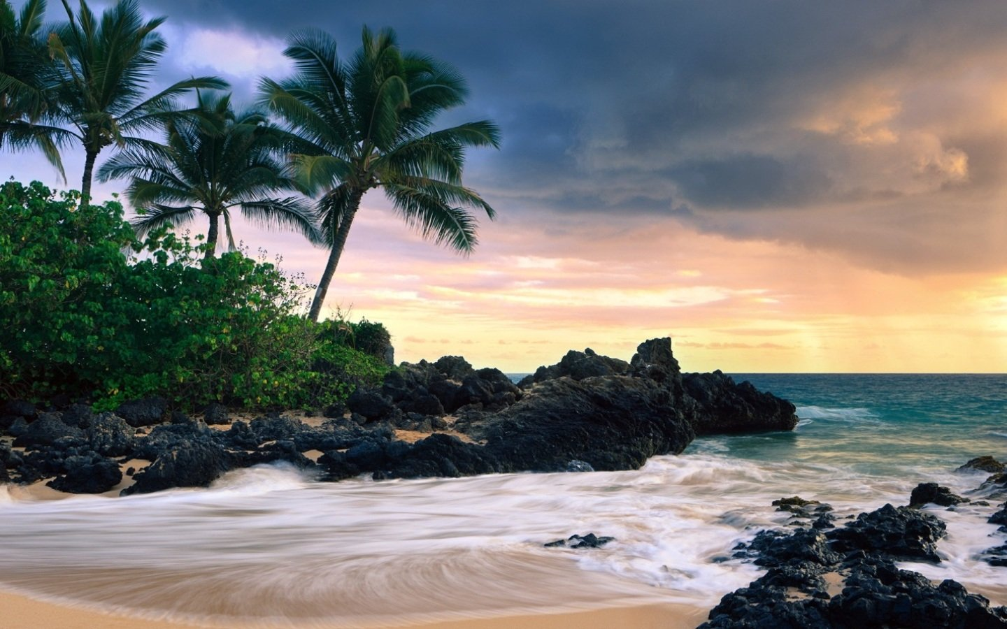 Beach Desktop Backgrounds for Windows 7 6 1440x900