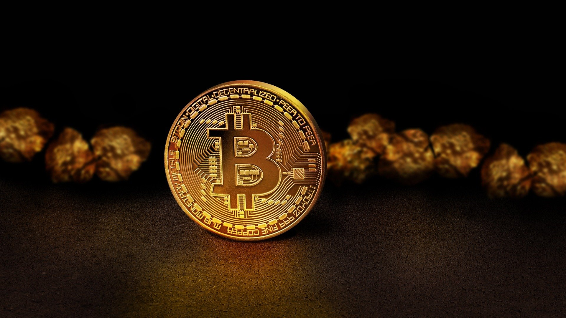 Cryptocurrency Wallpaper   Bitcoin Recession   1920x1080 1920x1080