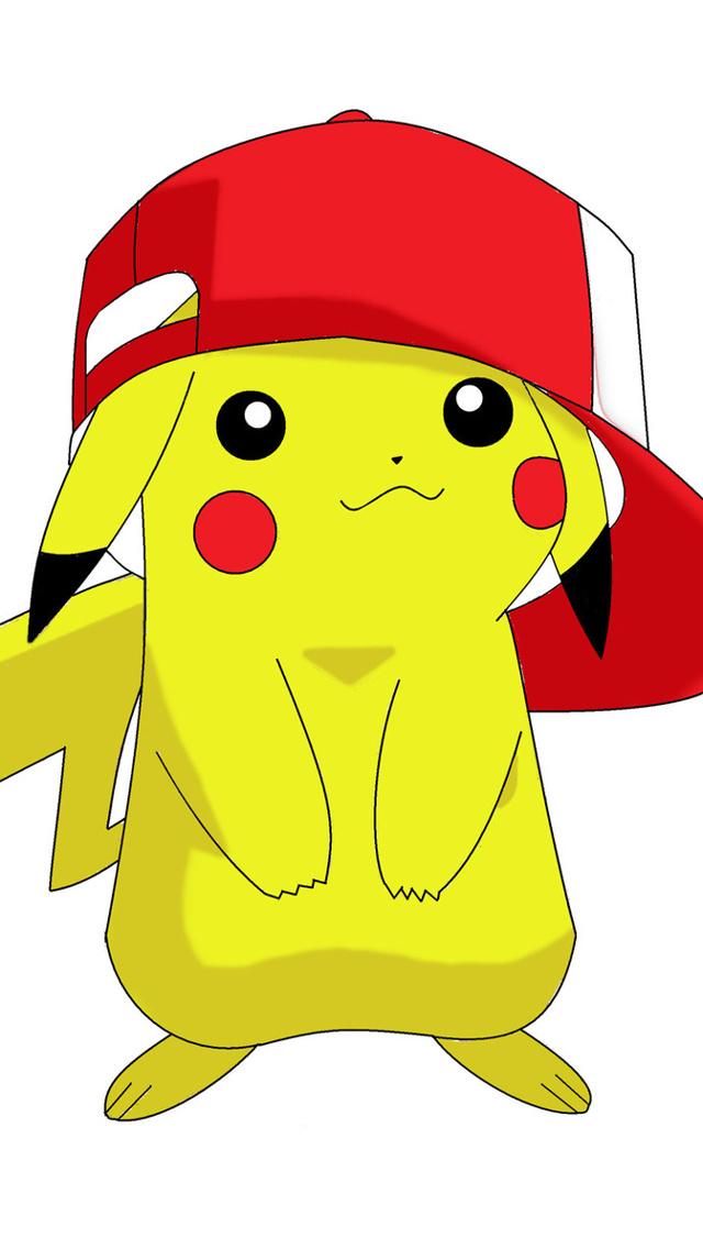 Free Download Pikachu Wallpaper 640x1136 For Your Desktop