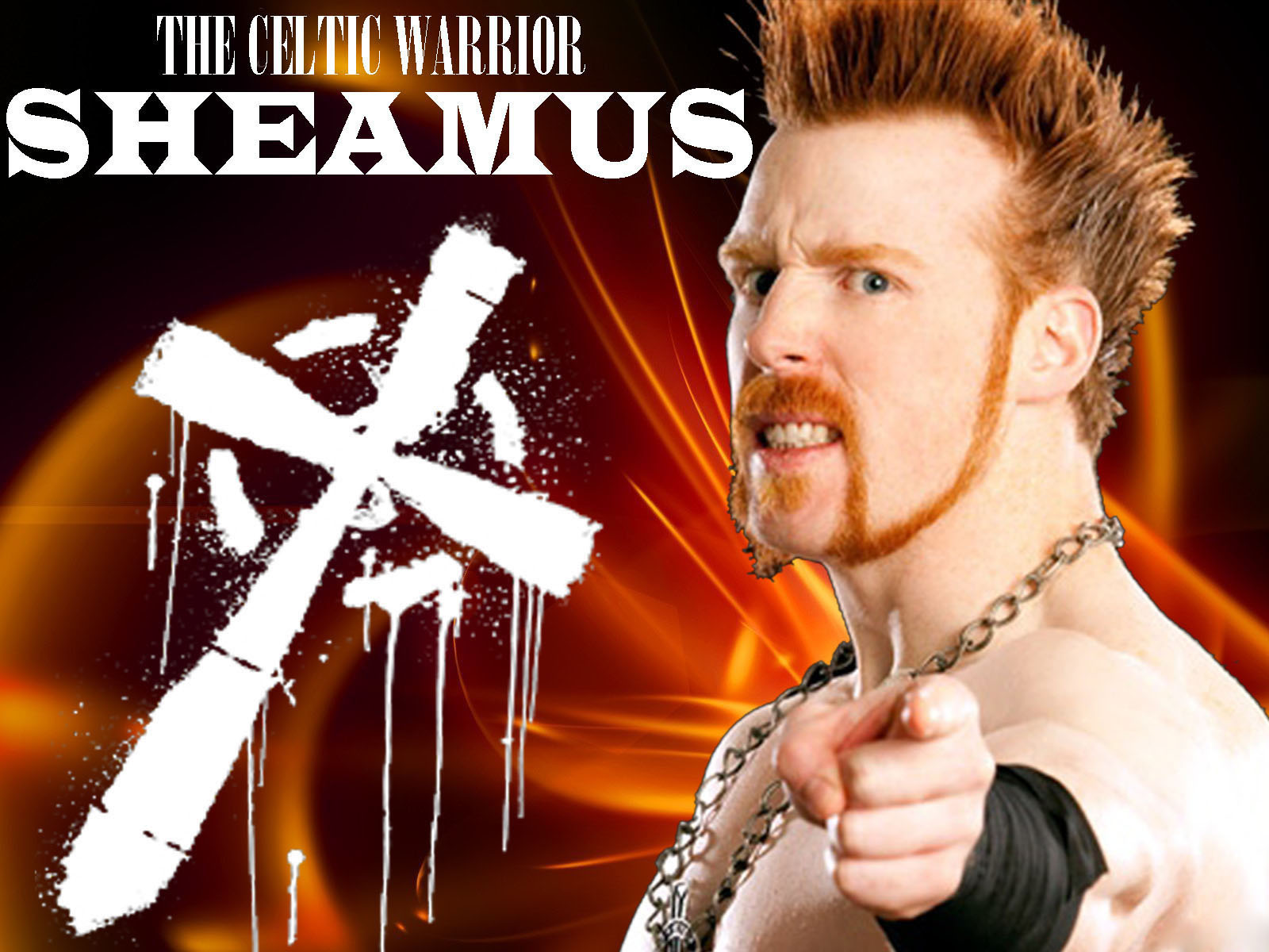 Sheamus Wallpapers 1600x1200