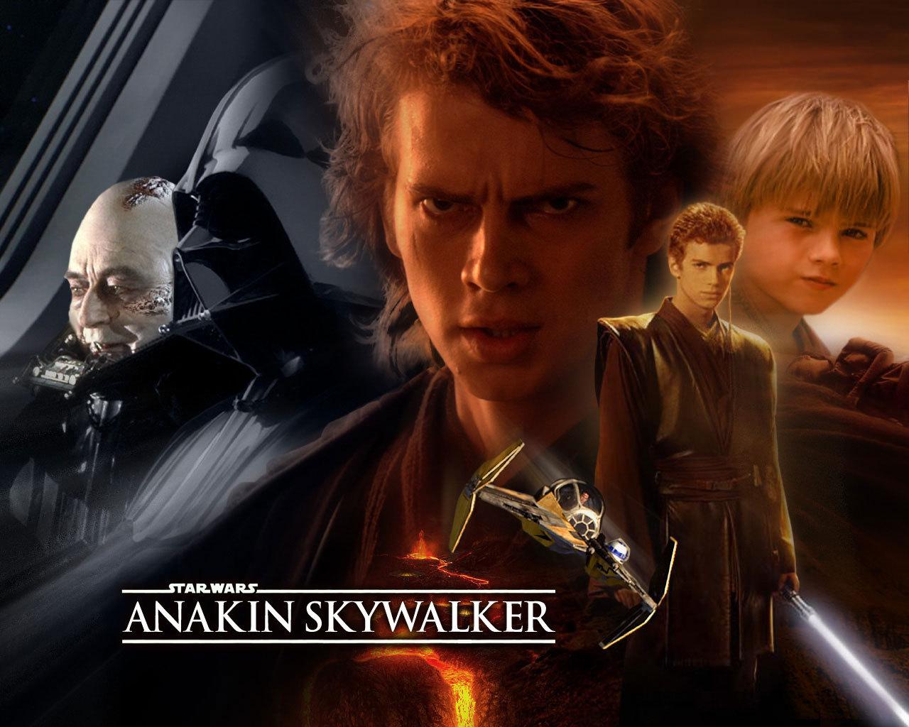 Anakin   Star Wars Wallpaper 34047984 1280x1024