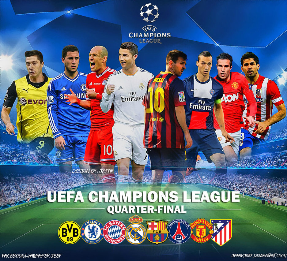 Champions League: UEFA Champions League Wallpaper HD