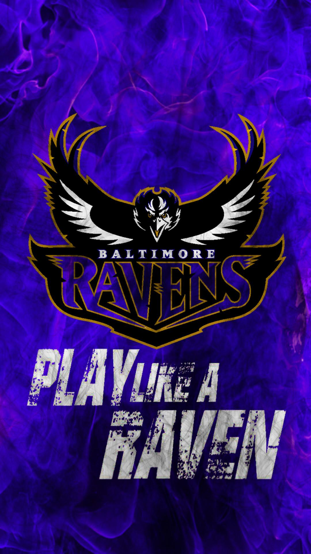 Play Like A RavenSS 1080x1920