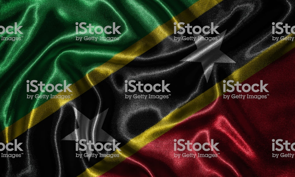 Wallpaper By Saint Kitts And Nevis Flag And Waving Flag By Fabric 1024x615