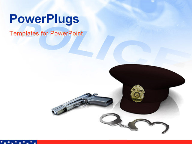 640x480px police theme wallpaper wallpapersafari police hat gun and handcuffs on white background powerpoint 640x480 toneelgroepblik Choice Image