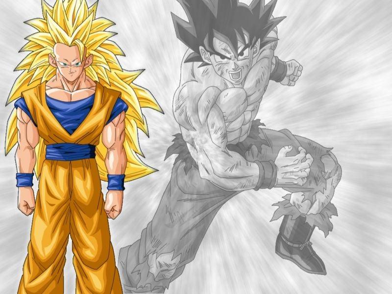 Goku wallpapers Dragonball wallpaper 800x600jpg 800x600