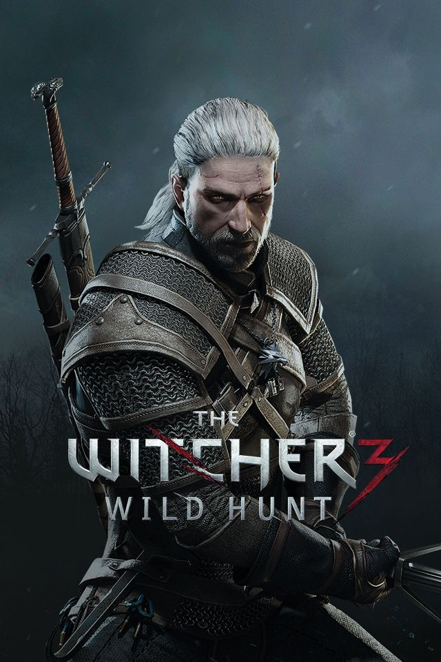 The Witcher 3 Mobile Phone Wallpaper ID 56862 Images 640x960