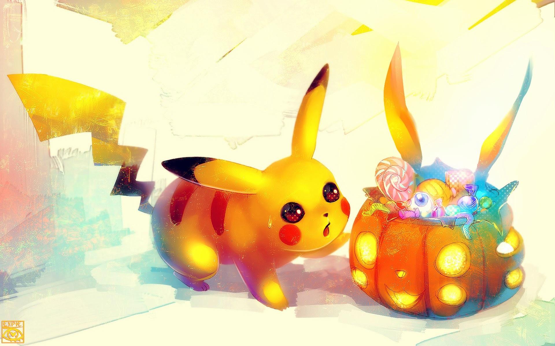 Cute Pikachu Wallpapers - WallpaperSafari
