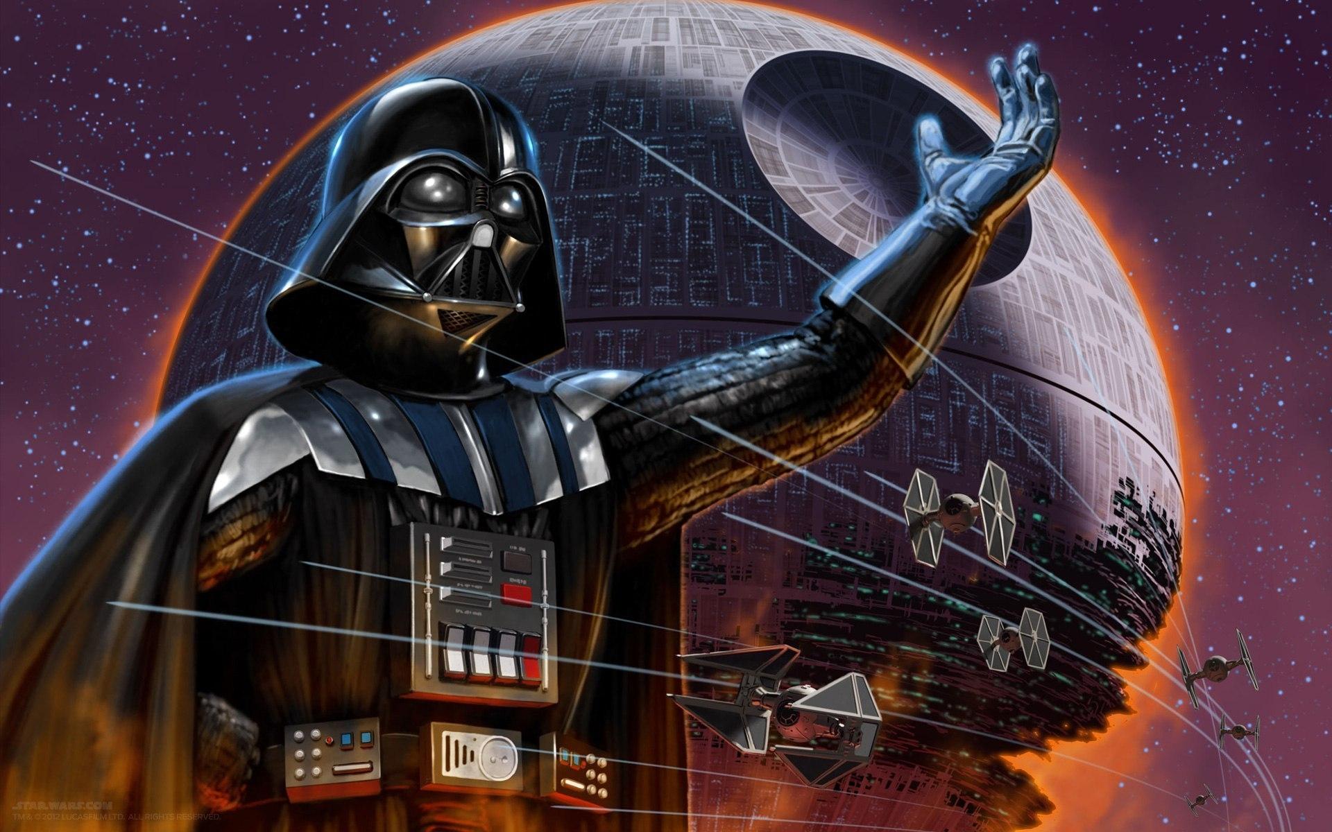 Free Download Wallpaper Hd Darth Vader Star Wars Character Hd