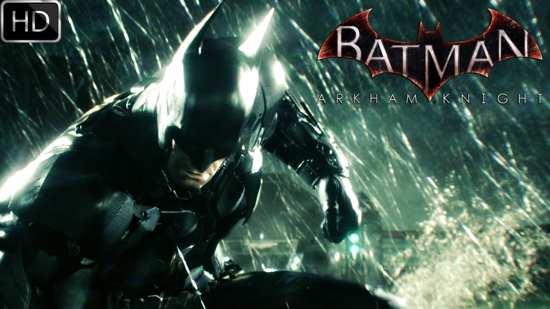 batman arkham knight 1080p wallpaper wallpapersafari
