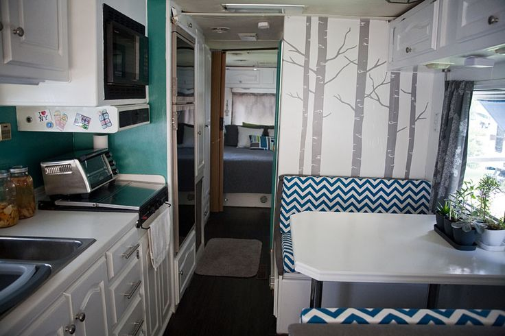 Rv Interior Wallpaper Wallpapersafari