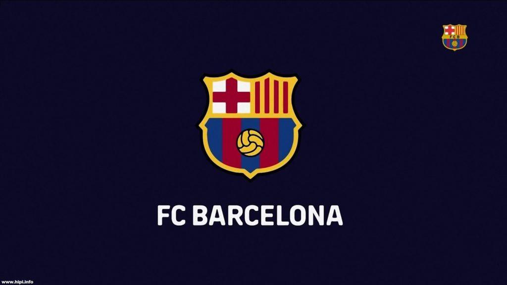 FC Barcelona New Logo   Wallpaper   Download   Hipiinfo 1024x576