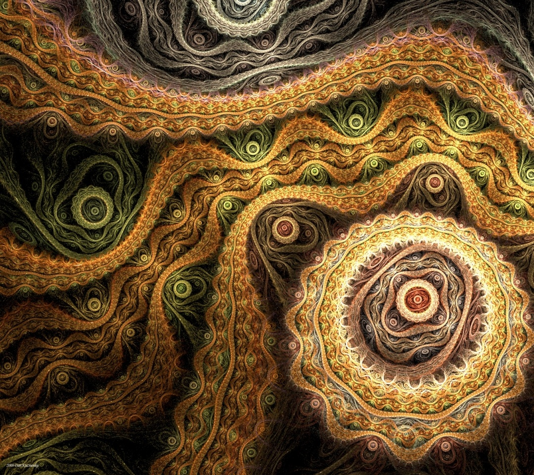 10 Best Psychedelic and Trippy BackgroundsWallpapers for Desktop 1080x960