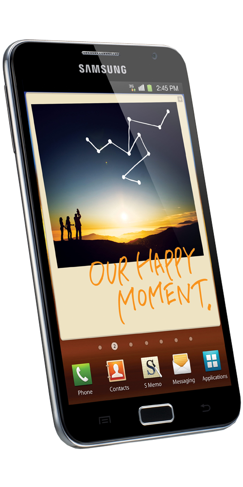 Samsung Galaxy Note Gallery Android Central 500x1000