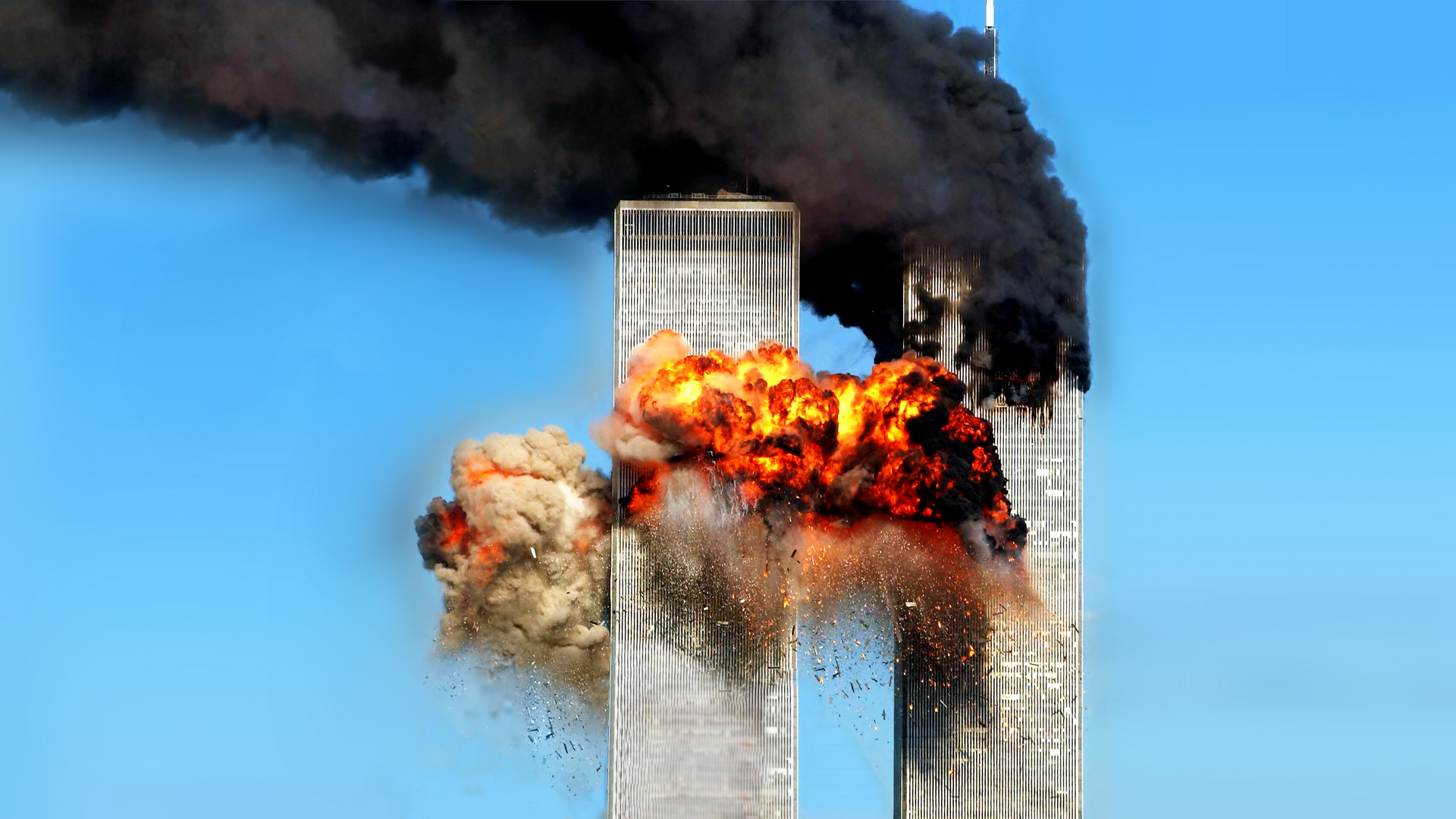 World Trade Center 911 Wallpaper by jaksonstoker 1920x1080