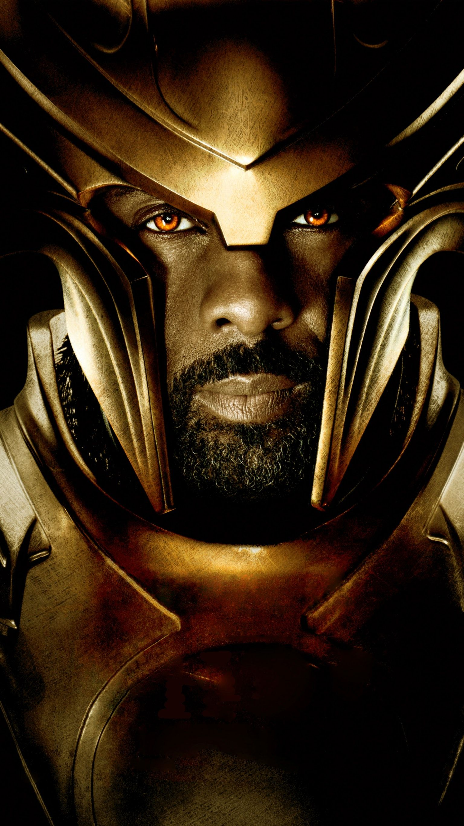 Thor 2011 Phone Wallpaper in 2019 Elba Idris elba thor 1536x2733