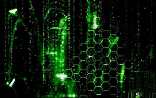 Download 3D Matrix HD Wallpaper for android 3D Matrix HD Wallpaper 1 512x320