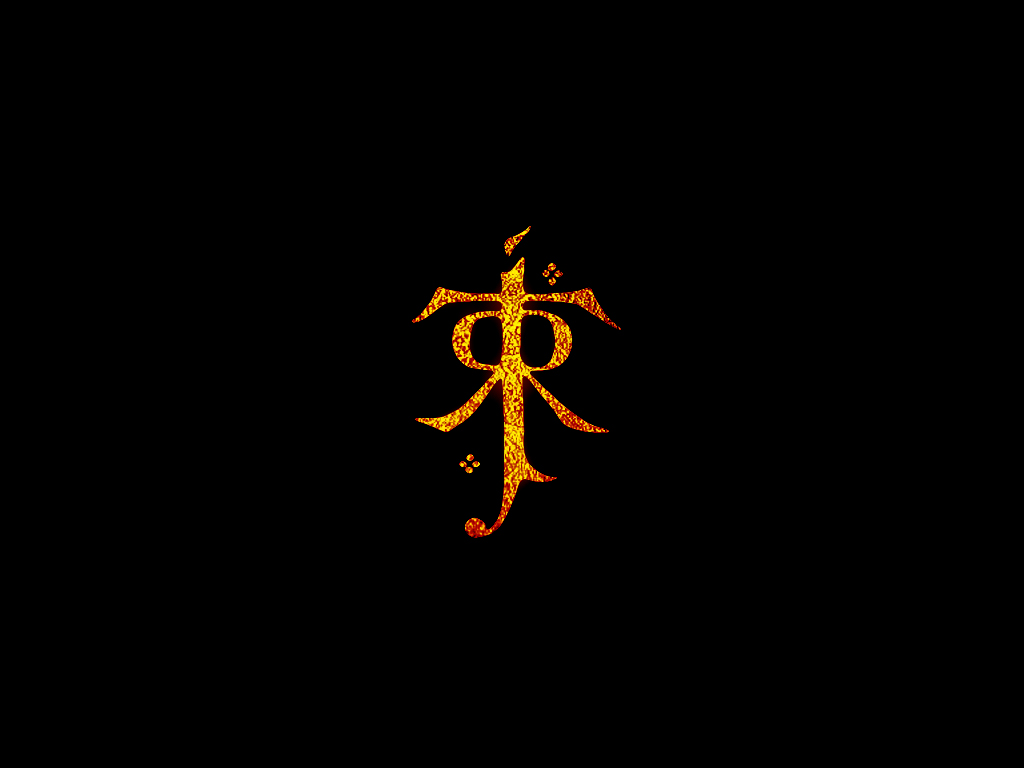 Jrr Tolkien Symbol More from johnnyslowhand 1024x768