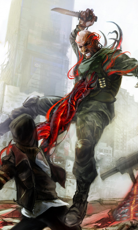 Prototype 2 Live Wallpapers Live wallpapers HD for Android 480x800