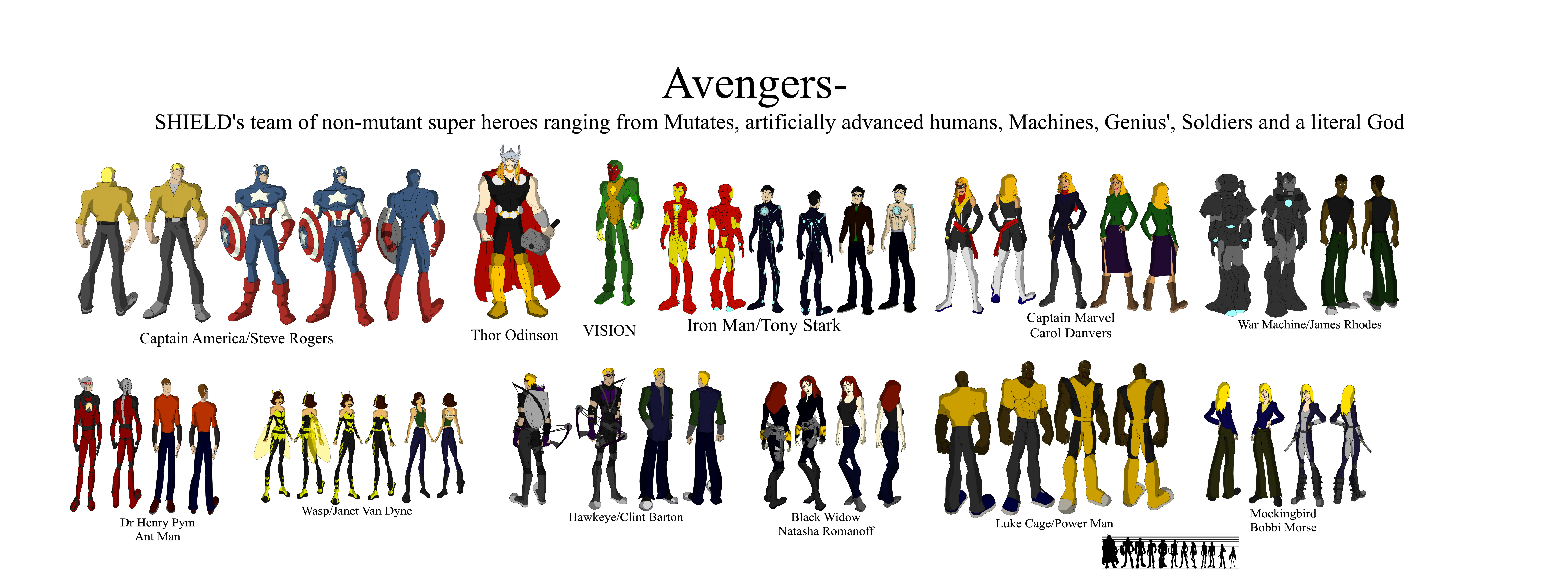 The Avengers Computer Wallpapers Desktop Backgrounds 6952x2597 ID 6952x2597