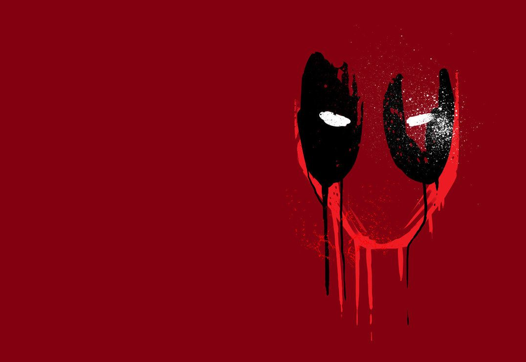 Wallpapers For Deadpool Iphone 5 Wallpaper Hd 1076x742