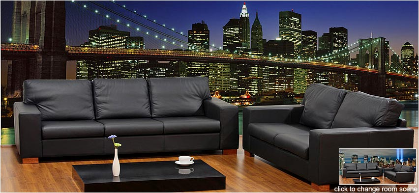Wall Mural Wallpaper wallpaper new york wall mural brooklyn bridge photo manhattan