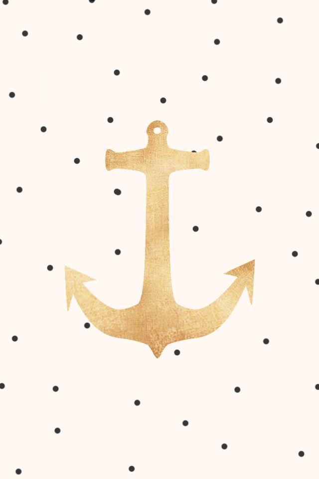 Nautical Anchor 640x960