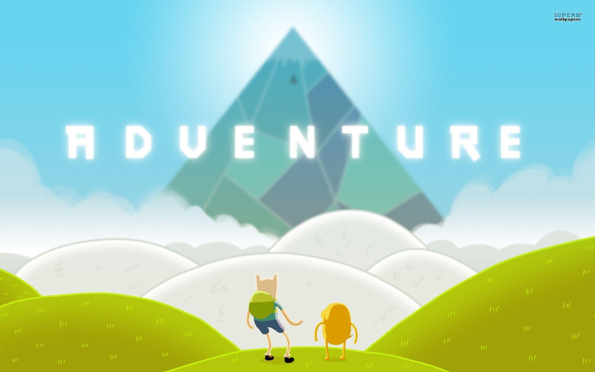 Adventure Time With Finn And Jake Wallpapers 1920x1200