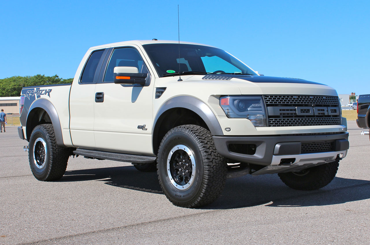 2013 Ford F 150 SVT Raptor HD Wallpaper 2013 Ford F 150 SVT Raptor 1280x850