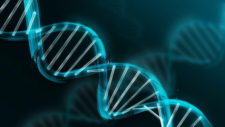 DNA molecule wallpaper 16528 1365x768