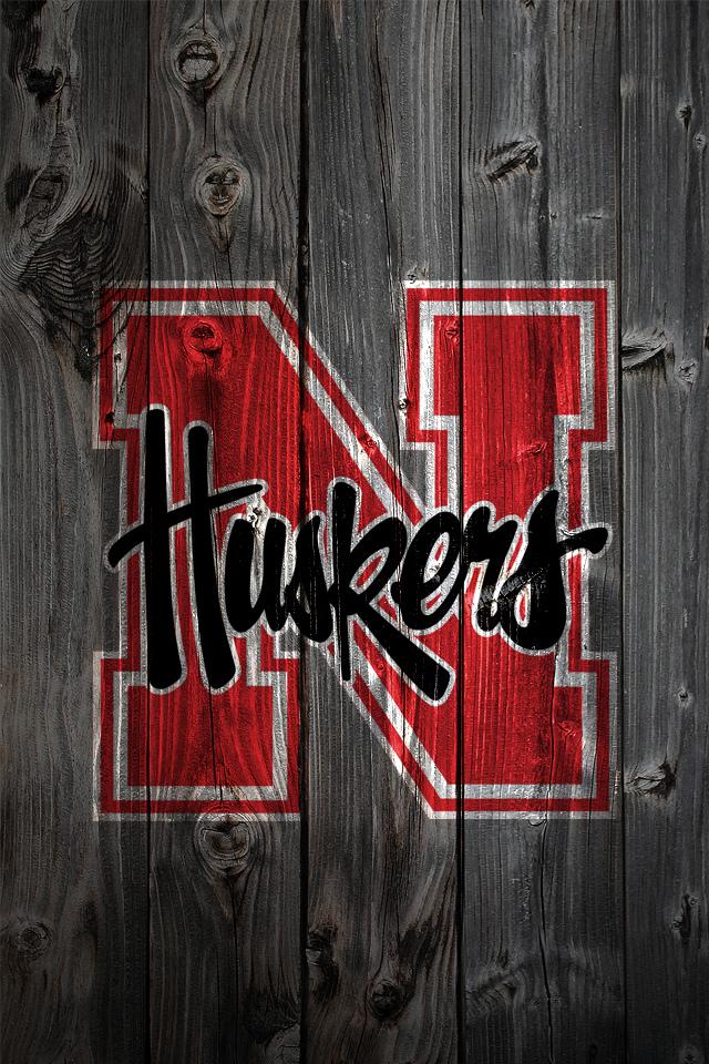 50] Nebraska Husker Wallpaper on WallpaperSafari 640x960