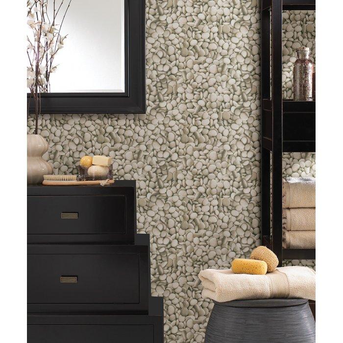 comFab Friday Bargain Natural pebble beach design wallpaper Fresh 700x700