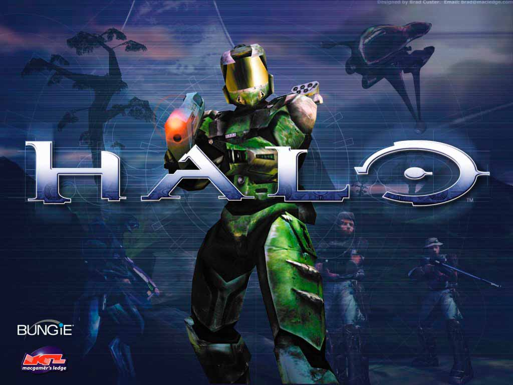Halo Wallpapers 1024x768