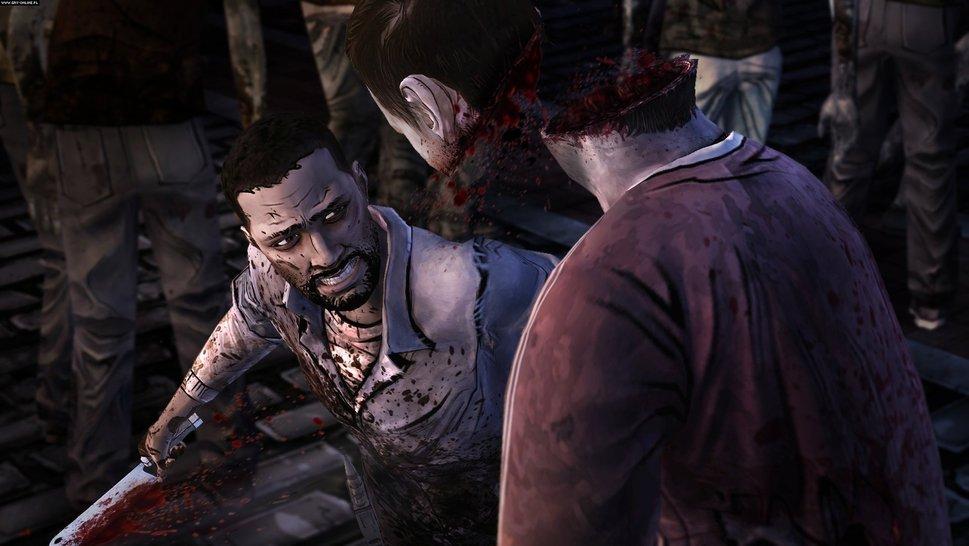 The Walking Dead The Game wallpaper   ForWallpapercom 969x546