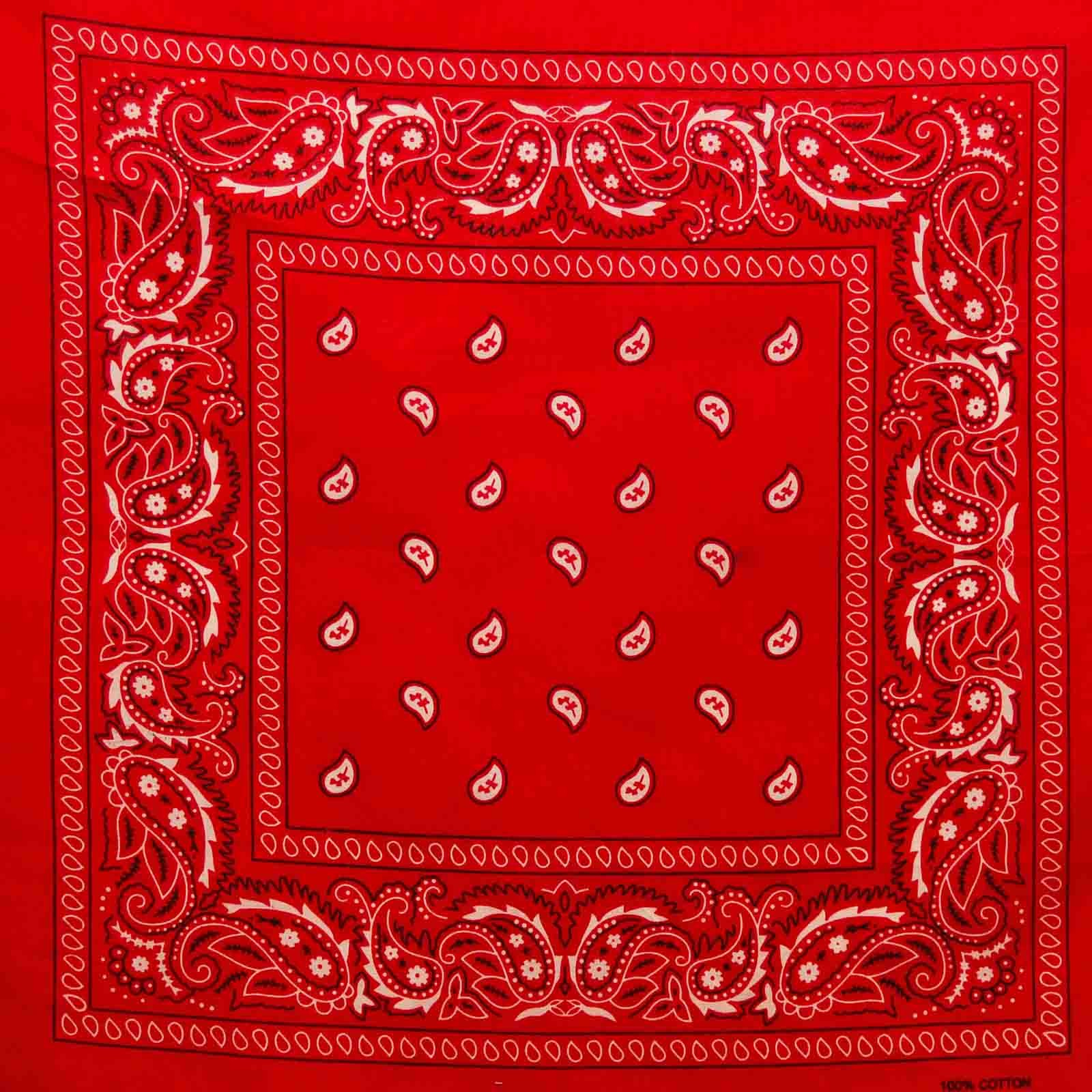 Pics Photos Red Bandana A Classic Will Help 1600x1600