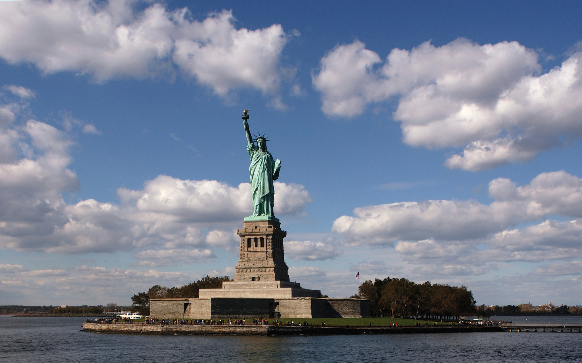 Free Download Gallery For Gt New York Wallpaper Statue Of Liberty