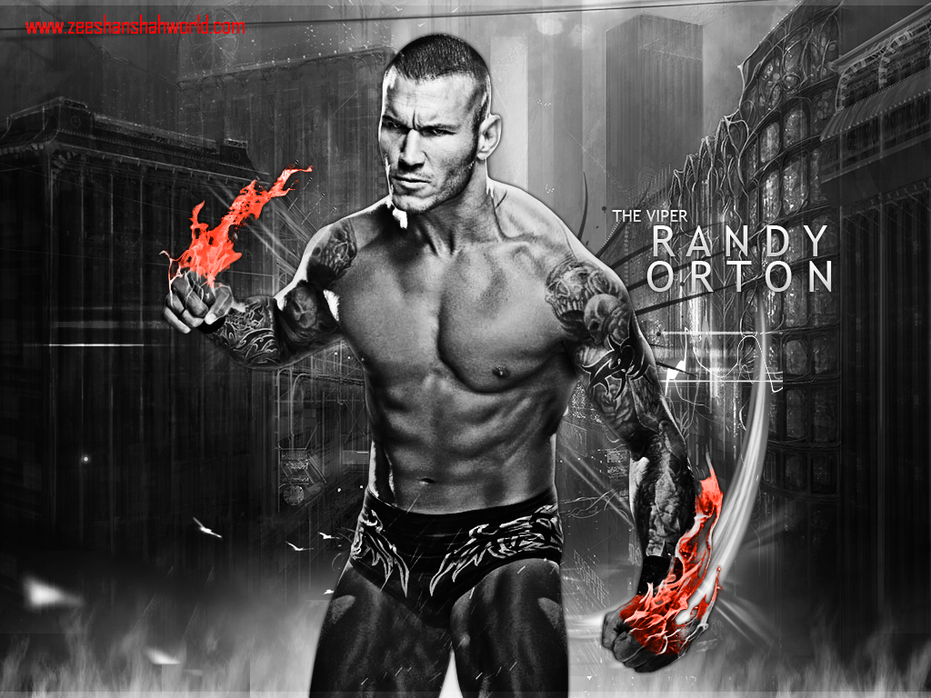 HD WWE Randy Orton Smiley Faces Wallpapers 2015 1024x768