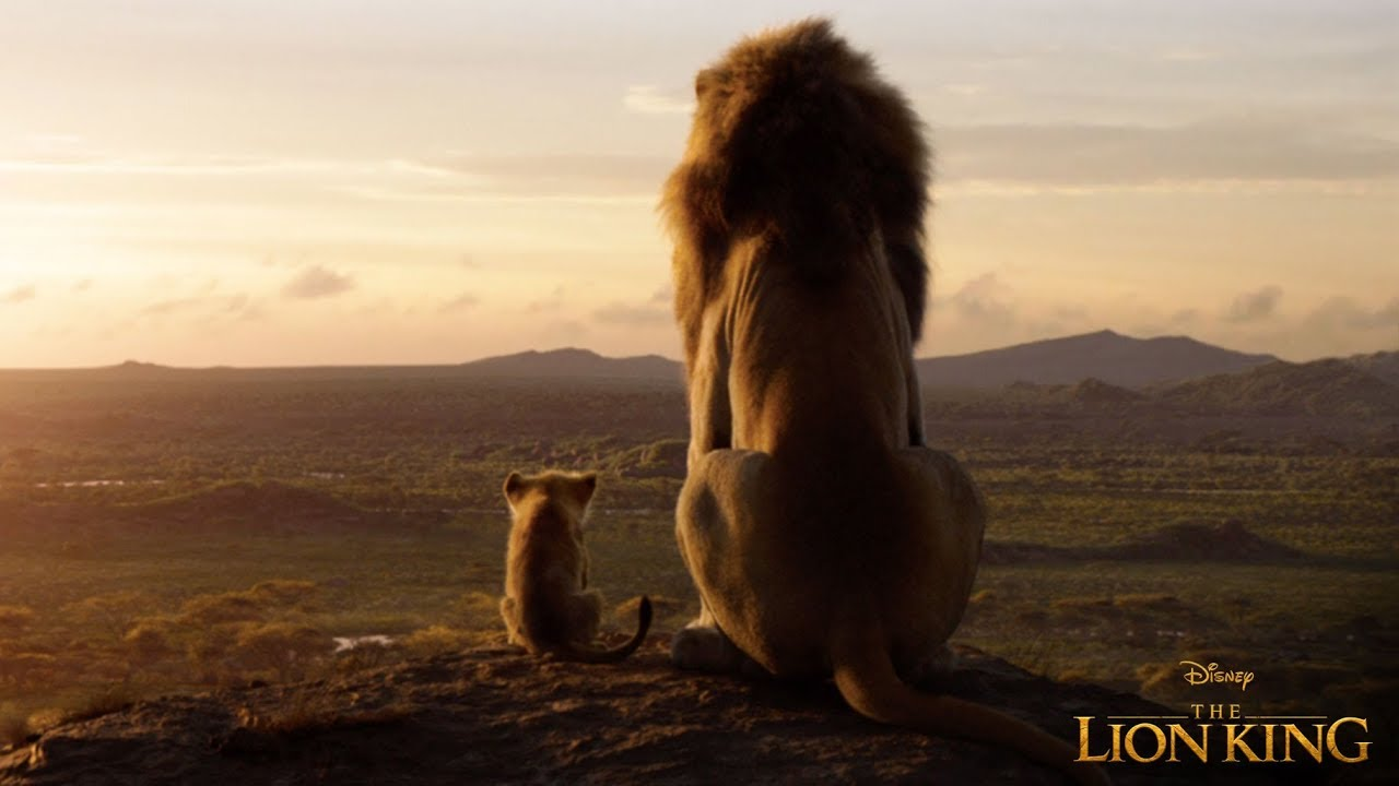 The Lion King posters turns Beyonc Donald Glover more into 1280x720