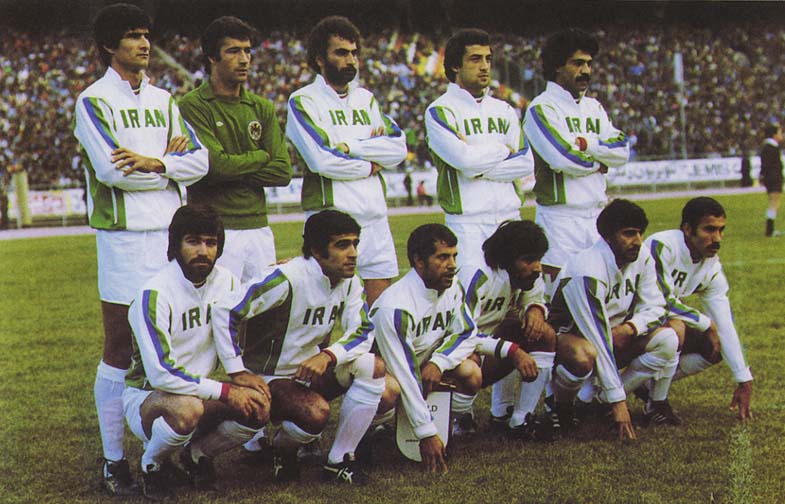 Iran National Team 1978 wallpaper Football Pictures and 785x504