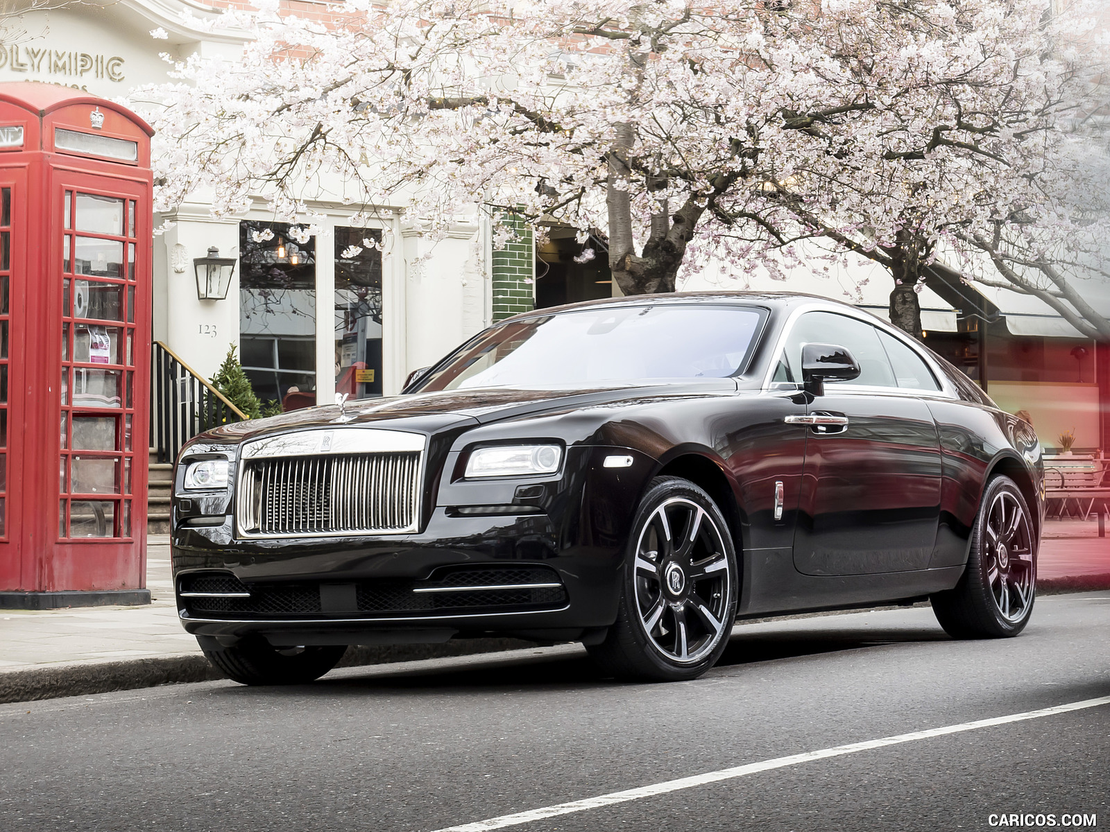 2017 Rolls Royce Wraith Inspired by British Music   Ronnie Wood 1600x1200