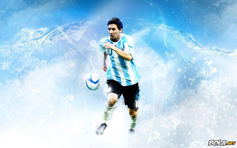 Lionel Messi Argentina Wallpaper   Lionel Andres Messi Wallpaper 1440x900