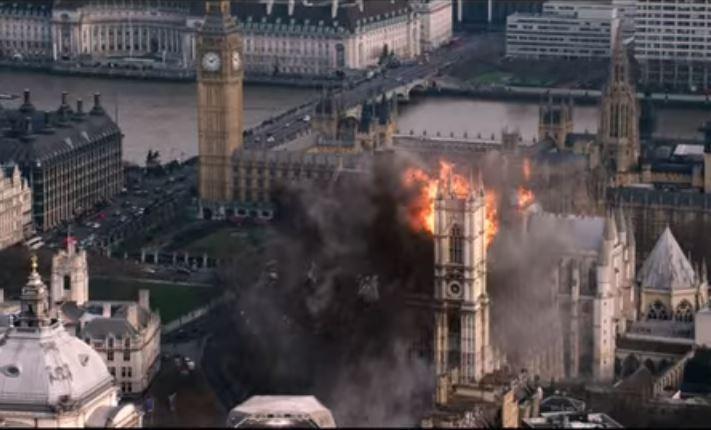 London Has Fallen HD Wallpapers CELEBERG 711x430