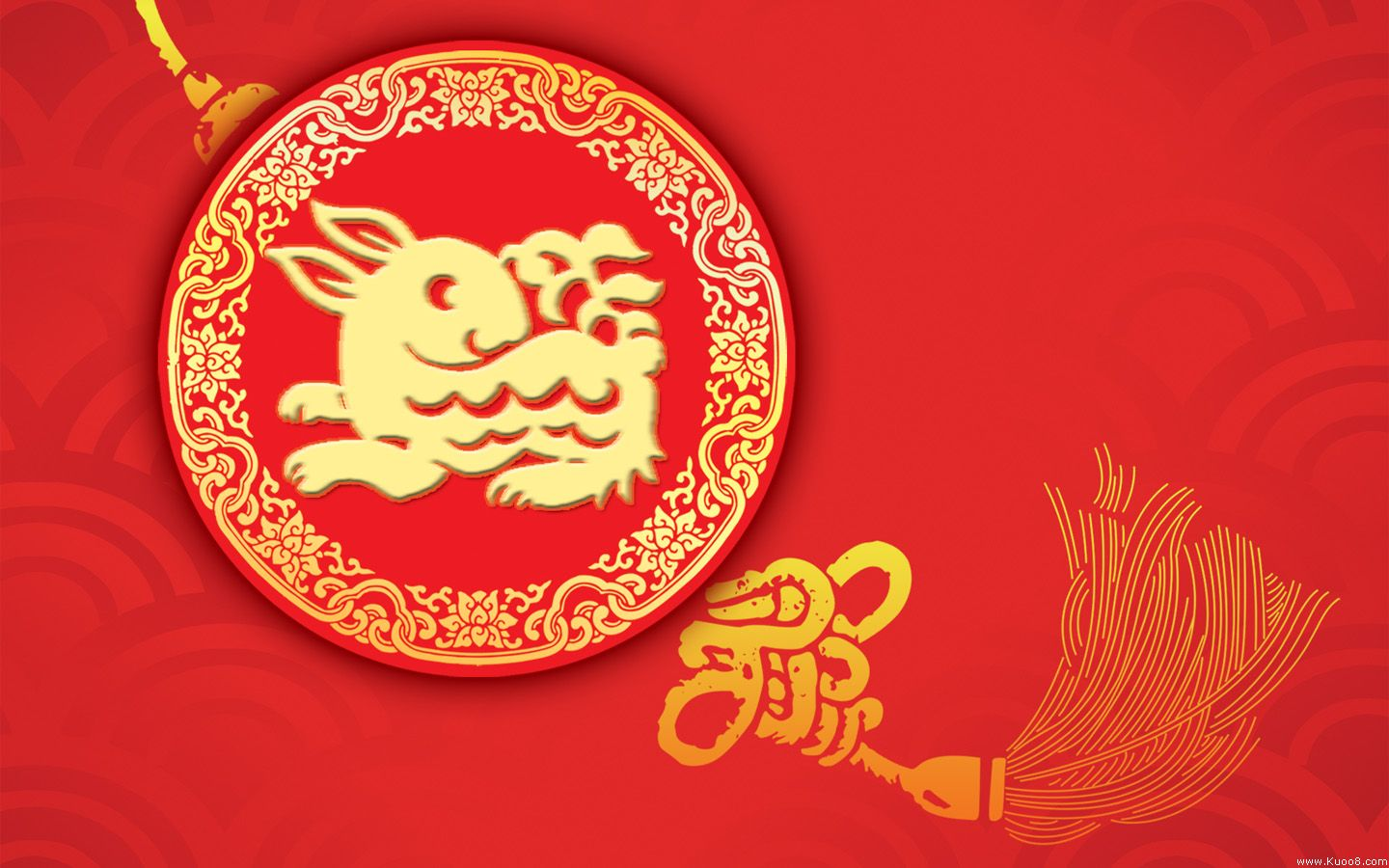 new year is on February 03 2011 Get Chinese new year wallpapers 1440x900