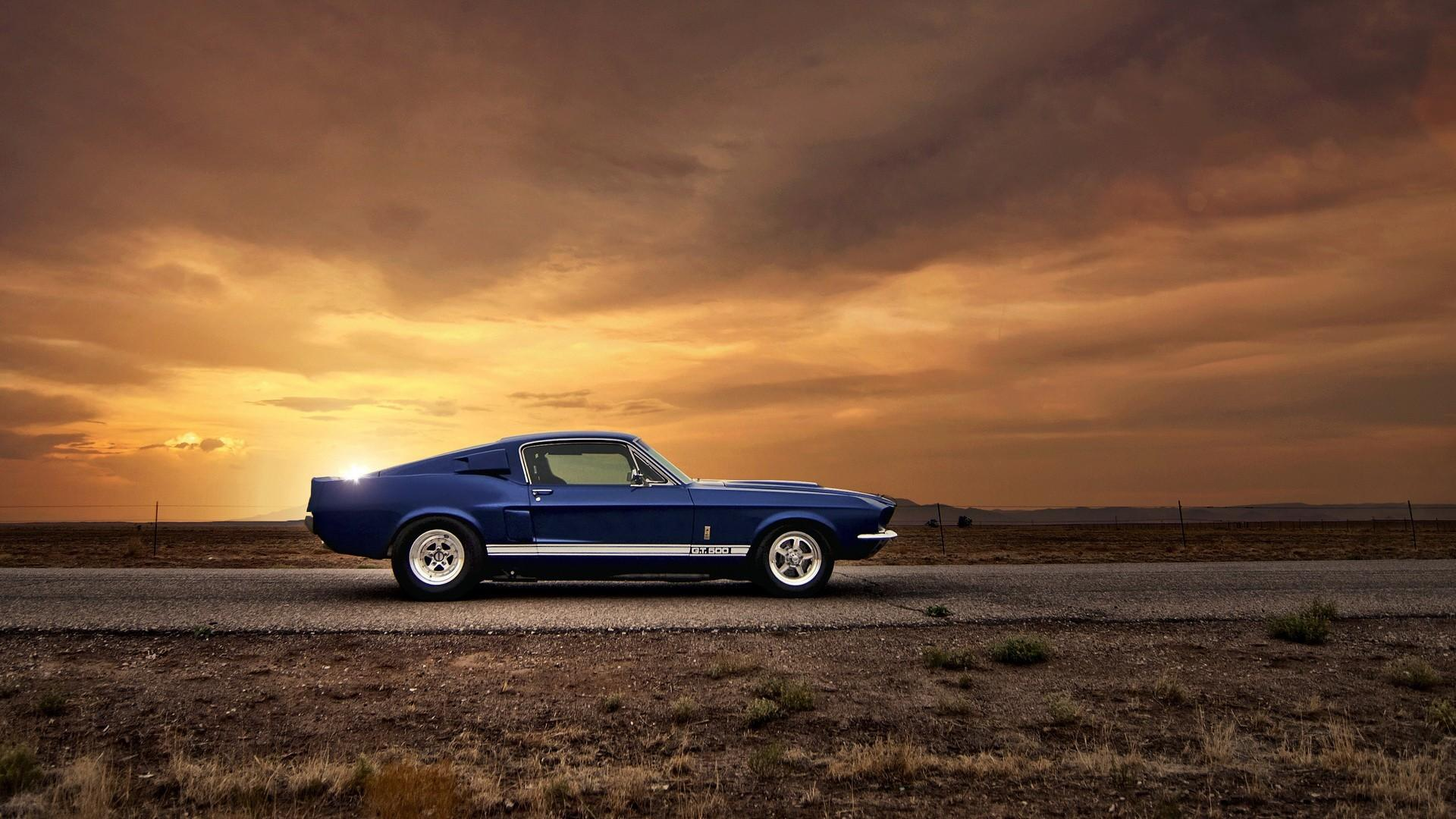 American muscle car ford mustang gt500 shelby cars wallpaper 74487 1920x1080