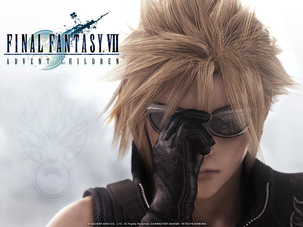 Final Fantasy VII Set 2   Final Fantasy Wallpaper 78707 1024x768