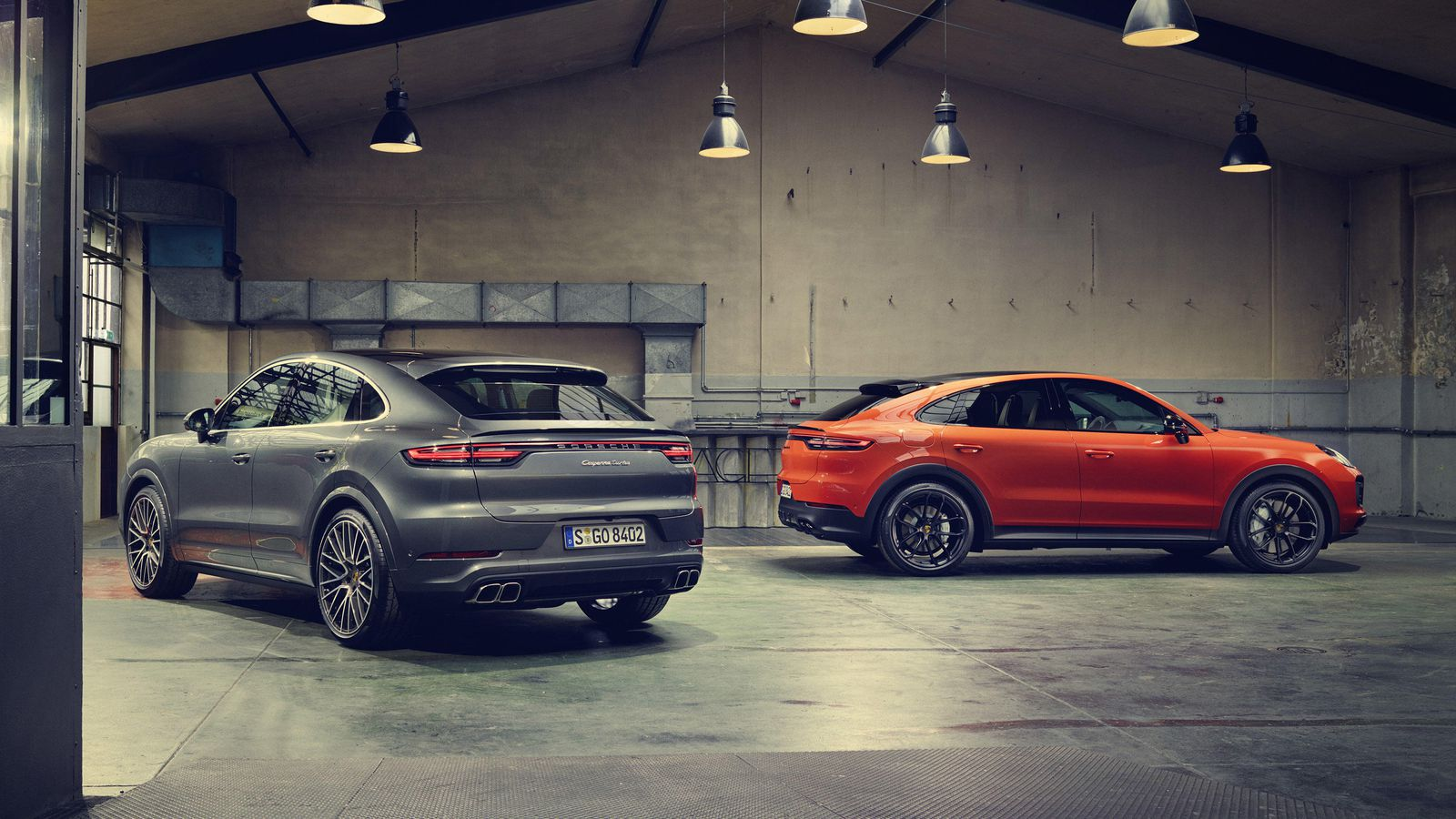 2020 Porsche Cayenne Coupe trades capacity for comeliness   Roadshow 1600x900