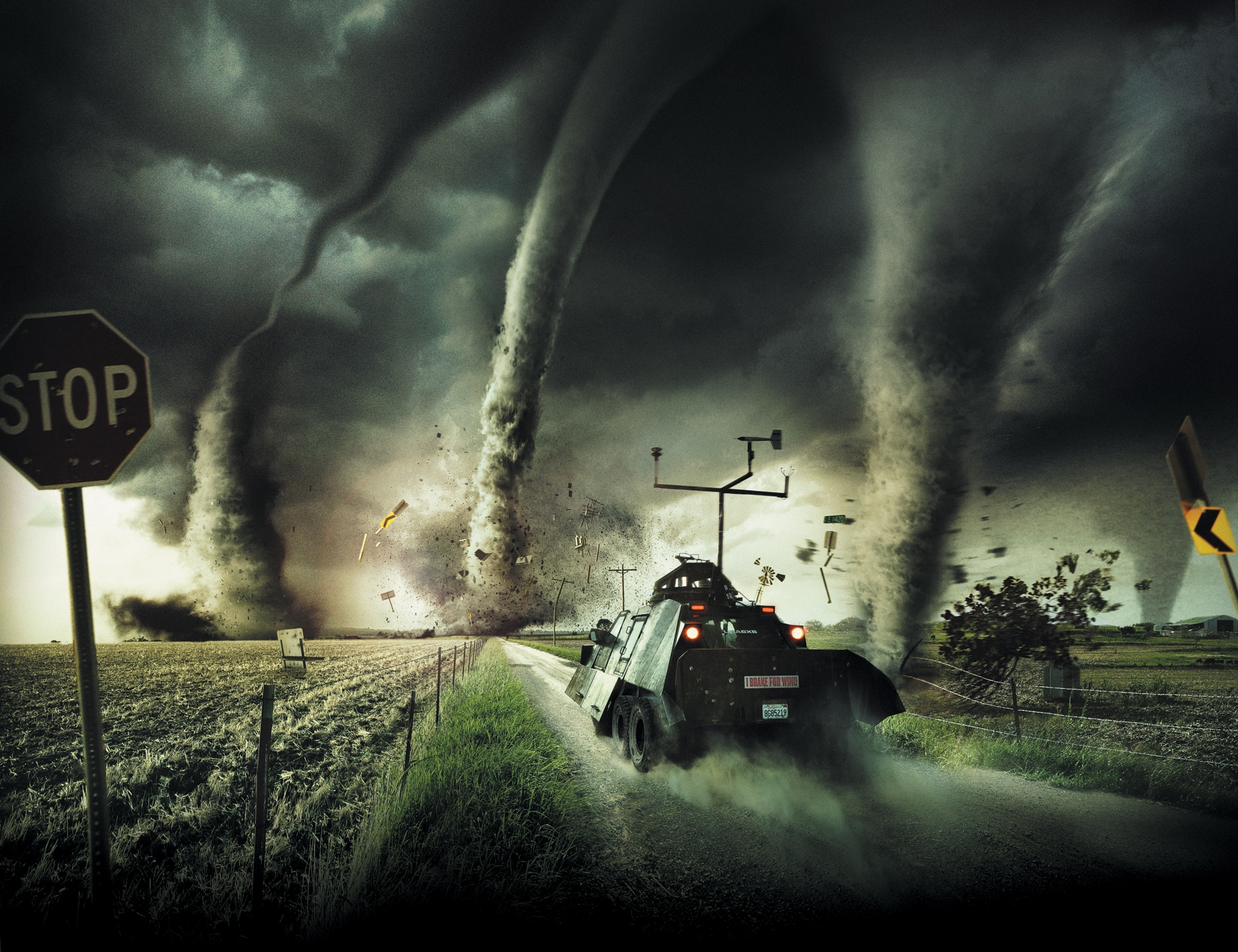 Free Download Director Of Tornado Alley Will Present Film At Dmns