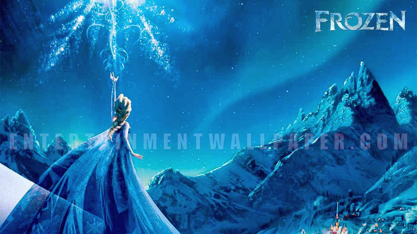 Frozen HD Wallpapers   Disnep 3D Movie   HD Wallpapers Blog 1600x900