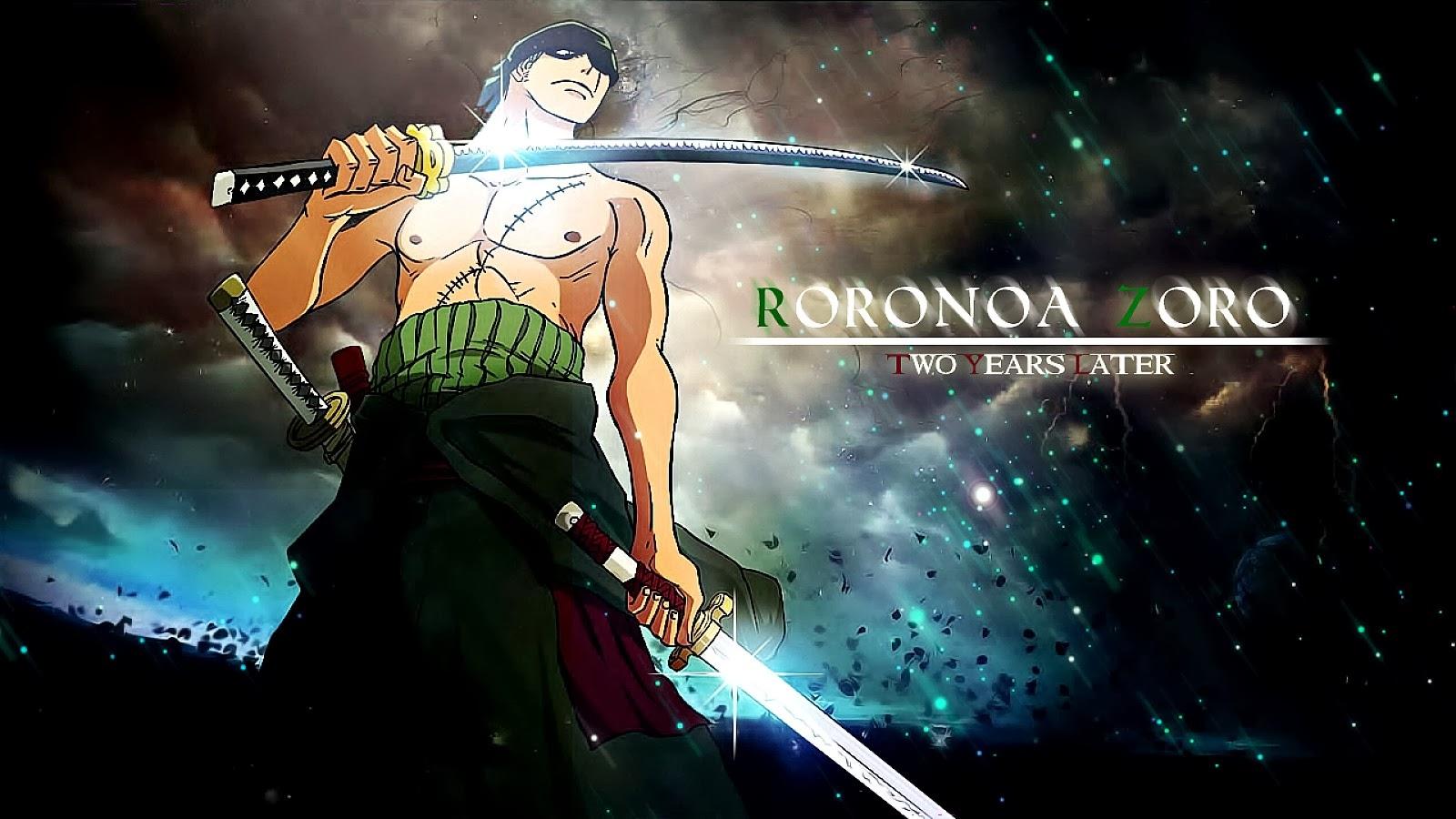 Roronoa Zoro Wallpapers   beauty walpaper 1600x900