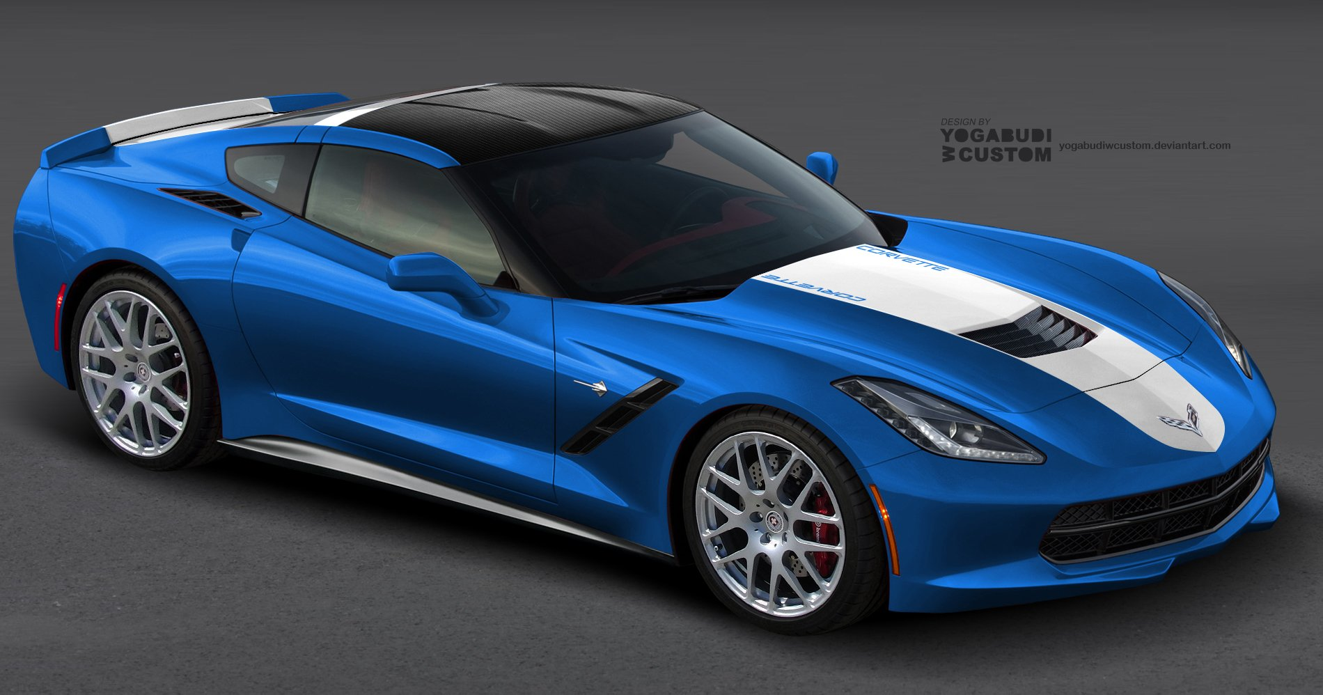 C7 Corvette Stingray Wallpaper Corvette stingray c7 simple 1900x998
